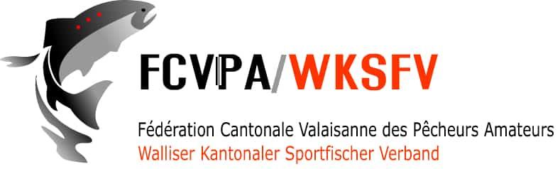 Logo de la Fédération Cantonale Valaisanne des Pêcheurs Amateurs