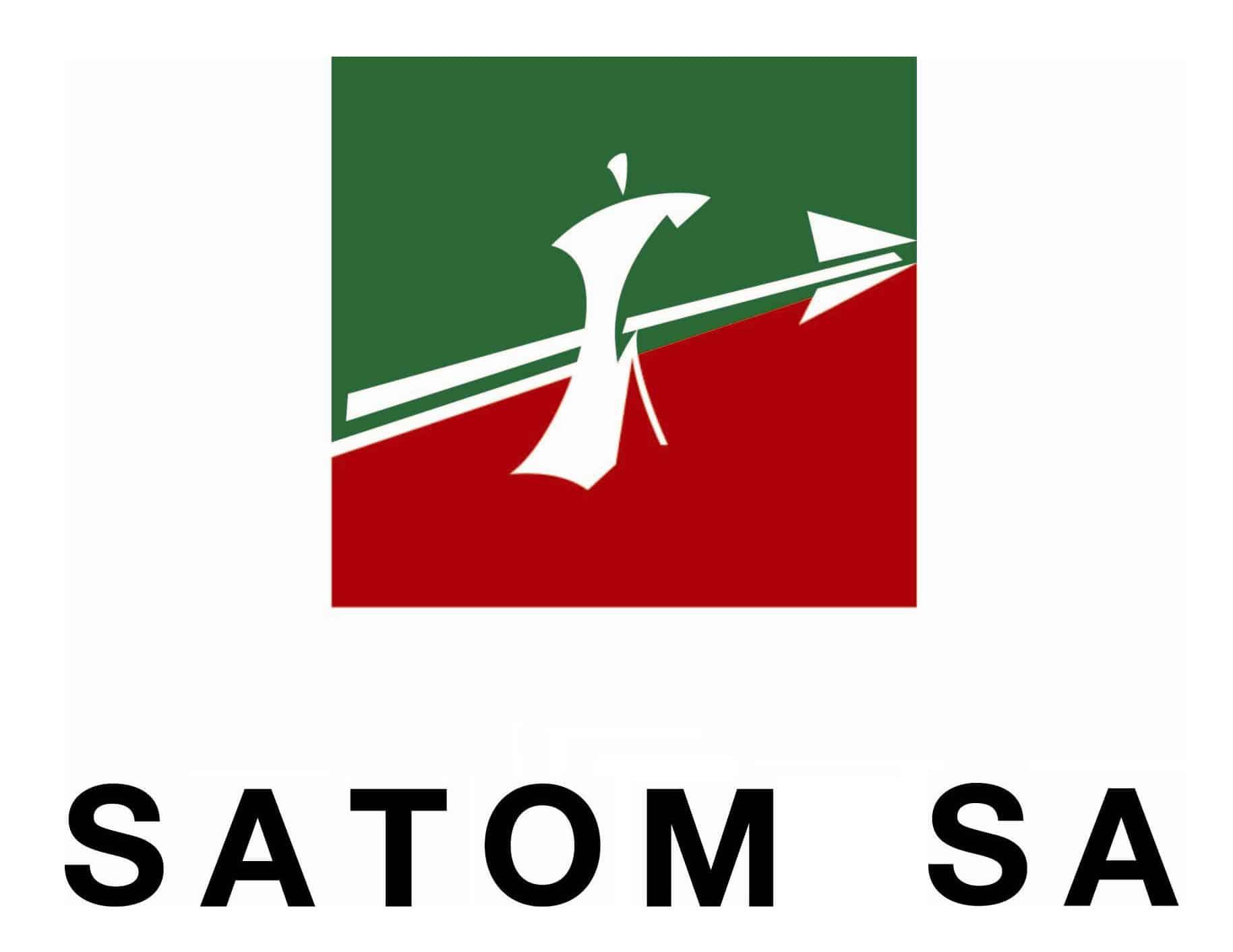 Logo Satom SA
