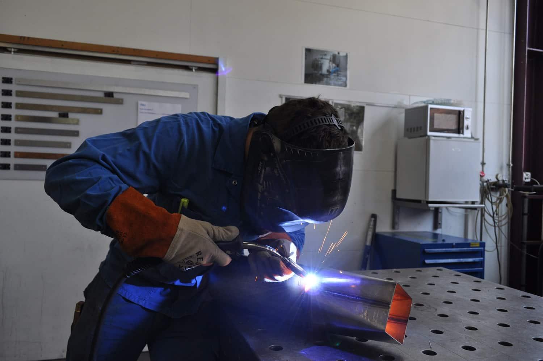 Apprenti Constructeur d'Appareils industriels