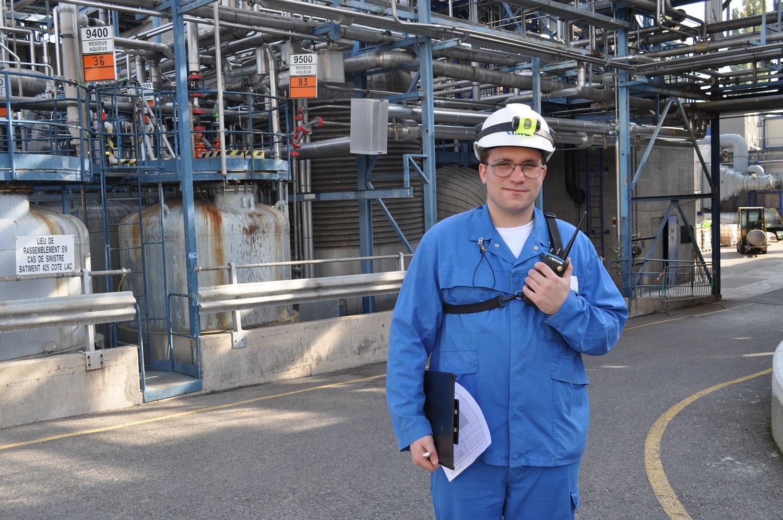 Apprenti technologue en production chimique et pharmaceutique