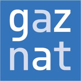 Logo GAZNAT